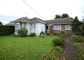 Thumbnail 3 bed detached bungalow for sale in Oxenden Road, Tongham, Farnham