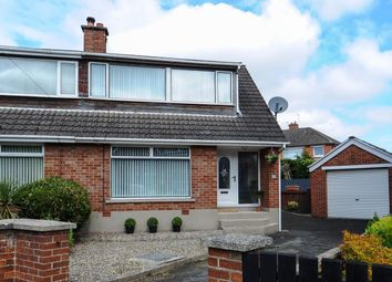 Thumbnail 3 bed semi-detached house for sale in Sperrin Park, Belfast