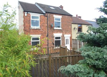 Thumbnail 2 bedroom end terrace house for sale in High Street, Swanwick, Alfreton