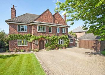 Thumbnail 4 bed detached house to rent in Bretby Lane, Bretby, Burton-On-Trent