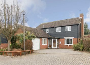 Thumbnail 4 bedroom detached house for sale in Stamford Avenue, Springfield, Milton Keynes, Bucks