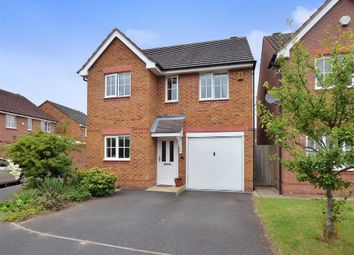 Thumbnail 3 bed detached house for sale in Palomino Close, Lightwood, Longton, Stoke-On-Trent