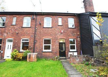 Thumbnail 2 bed terraced house for sale in Simonburn Avenue, Penkhull, Stoke-On-Trent