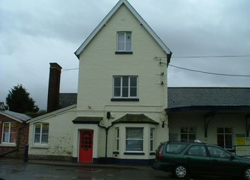 Thumbnail 1 bed flat to rent in Former Station Master's House, Gillingham