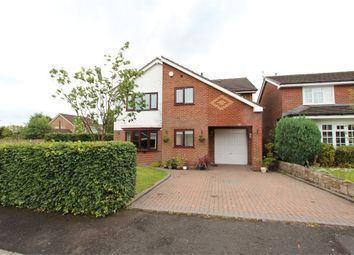 Thumbnail 4 bed detached house for sale in Kimble Close, Greenmount, Bury, Lancashire