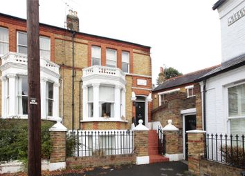 Thumbnail 4 bed property for sale in Rozel Road, Clapham, London