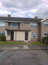 Thumbnail 3 bed terraced house to rent in Holyrood Close, Thornaby