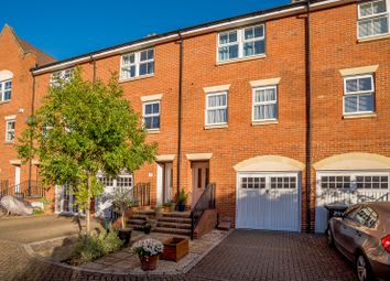 Thumbnail 4 bed town house for sale in Ock Bridge Place, Abingdon