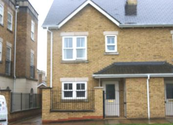 Thumbnail 3 bed terraced house to rent in Coriander Drive, Maidstone, Kent