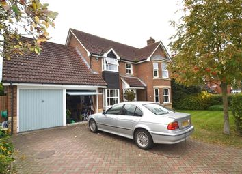 Thumbnail 4 bed property for sale in Thatcher Stanfords Close, Melbourn, Royston