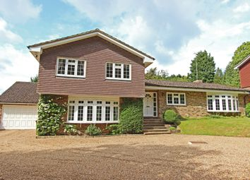 Thumbnail 5 bed detached house for sale in Gledhow Wood, Kingswood, Tadworth