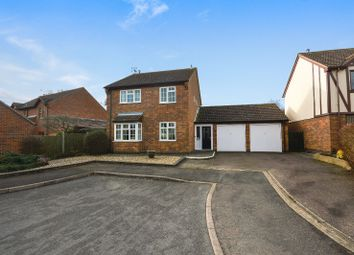 Thumbnail 4 bed detached house for sale in Little Dale, Wigston Harcourt, Leicester