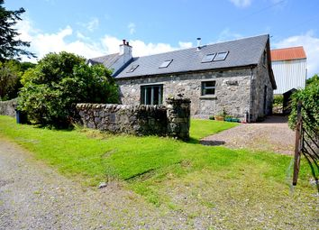 Thumbnail 2 bed barn conversion for sale in Airds Bay, Taynuilt