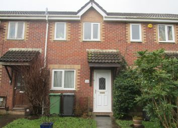 Thumbnail 2 bedroom terraced house to rent in Hornchurch Close, Radyr Way, Llandaff, Cardiff.