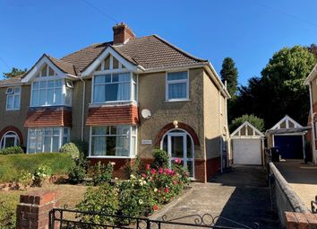 Thumbnail 3 bed semi-detached house for sale in St. Gregorys Avenue, Salisbury