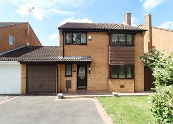 Thumbnail 4 bed link-detached house for sale in The Boundary, Oldbrook, Milton Keynes