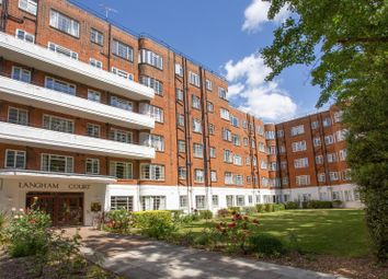 Thumbnail 1 bed flat for sale in Langham Court, Wyke Road, London