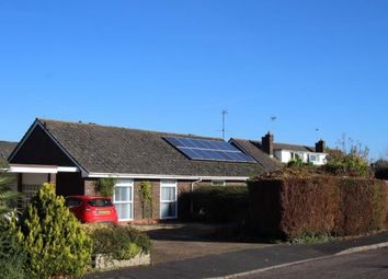 Thumbnail 2 bed bungalow for sale in Stoke Cannon, Exeter, Devon