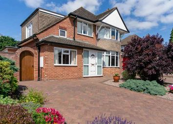 Thumbnail 4 bed detached house for sale in Ellesmere Drive, Shrewsbury