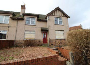 Thumbnail 3 bedroom flat for sale in Dunnikier Road, Kirkcaldy