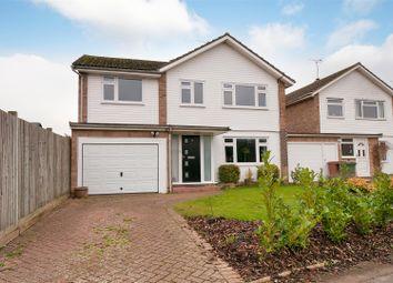 Thumbnail 4 bed detached house for sale in Oaklea Road, Paddock Wood, Tonbridge
