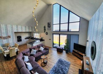 Thumbnail 4 bed detached bungalow for sale in The Lawns, Barnstaple