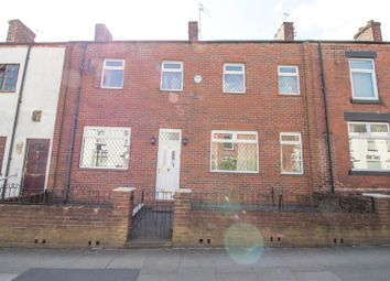 Thumbnail 4 bed terraced house for sale in Hodge Road, Worsley, Manchester