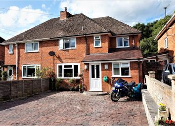 Thumbnail 5 bed semi-detached house for sale in Southend, Cold Ash