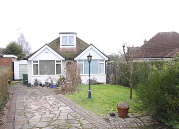 Thumbnail 3 bed detached bungalow for sale in Highfield Road, Sandridge, Hertfordshire