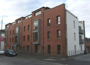Thumbnail 2 bed flat to rent in Lord Street, Belfast