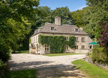 Thumbnail 5 bed detached house for sale in Bagendon, Cirencester
