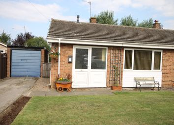 Thumbnail 2 bed semi-detached bungalow for sale in Rosemoor Close, Hunmanby