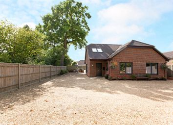 Thumbnail 4 bed detached bungalow for sale in Ayres Lane, Burghclere, Newbury, Hampshire