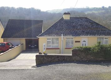 Thumbnail 3 bedroom detached bungalow for sale in Lynton Road, Combe Martin, Ilfracombe