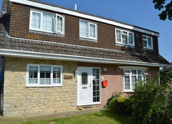 Thumbnail 3 bed semi-detached house for sale in Northbourne, Bournemouth, Dorset