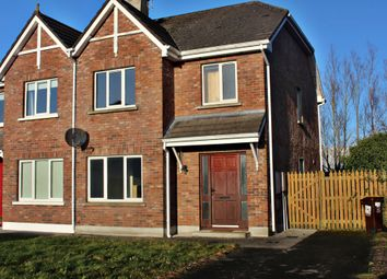 Thumbnail 3 bed semi-detached house for sale in Chancery Park Avenue, Tullamore, Offaly