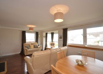 Thumbnail 3 bed flat for sale in Moray Park, Moray Street, Doune