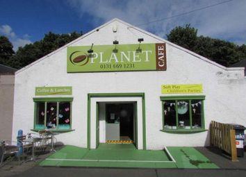 Thumbnail Restaurant/cafe for sale in 39 Baileyfield Road, Edinburgh