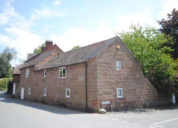Thumbnail 1 bed flat to rent in Marsh Lane, Hinstock, Market Drayton