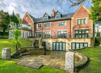 Thumbnail 7 bed detached house for sale in Macclesfield Road, Prestbury, Macclesfield, Cheshire