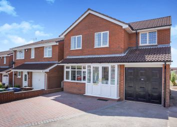 4 bed detached house for sale in Kestrel Grove, Heath Hayes, Cannock WS12