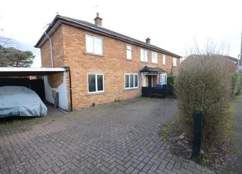 Thumbnail 3 bed semi-detached house for sale in Sawyers Crescent, Maidenhead, Berkshire