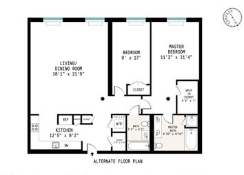 Thumbnail 2 bed property for sale in 655 Sixth Avenue, New York, New York State, United States Of America