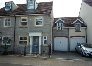 Thumbnail 4 bed semi-detached house for sale in Barter Close, Kingswood, Bristol