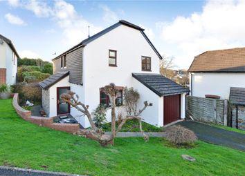 Thumbnail 4 bed detached house for sale in Larksmead Way, Ogwell, Newton Abbot, Devon