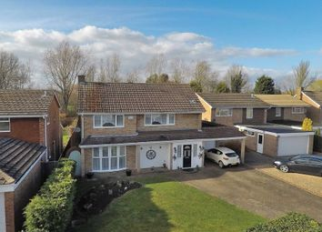 Thumbnail 4 bedroom detached house for sale in Windmill Hill Drive, Bletchley, Milton Keynes
