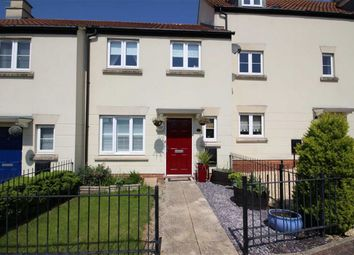 Thumbnail 3 bed terraced house for sale in Fenby Place, Swindon