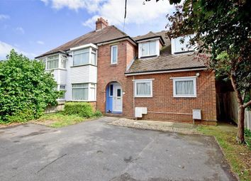 Thumbnail 4 bed semi-detached house for sale in Wheeler Street, Headcorn, Ashford, Kent