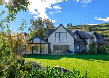 Thumbnail 4 bed detached house for sale in Dewar, Aberfeldy, Perthshire
