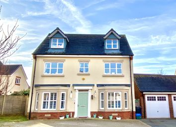 Thumbnail 5 bed detached house for sale in Uxbridge Lane Kingsway, Quedgeley, Gloucester